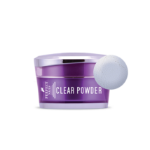 Akrylový prášok - CLEAR POWDER, 15 ml