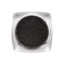 Micro Pearls XS - Perličky na nechty - sive