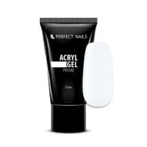 AcrylGel PRIME - Clear - Akrylgél v tube 30gr.