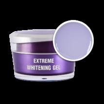 Extreme Whitening gél -priesvitný stavebný gél 15gr