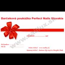 Darčekový poukaz v hodnote 10 eur