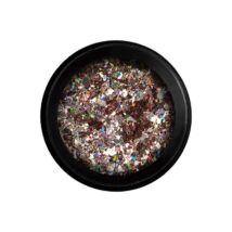 Wonder Flakes - Glitter na nechty- Flitre veľké - Rose Gold