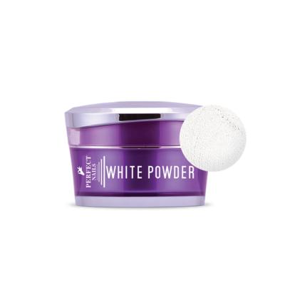 Akrylový prášok - White powder, 30 ml