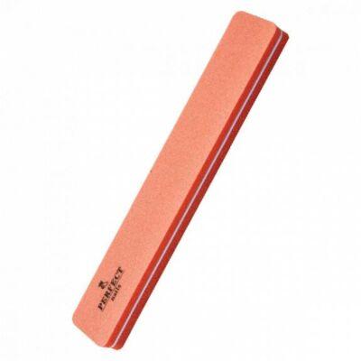 Penový pilník - pomarančový 100/100
